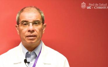 Dr. José Andrés Poblete, Jefe División Obstetricia y Ginecología PUC
